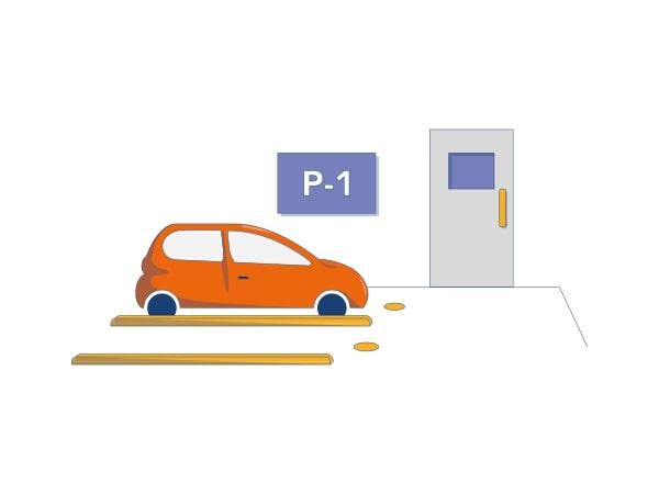 Parking à louer sur Seyssinet