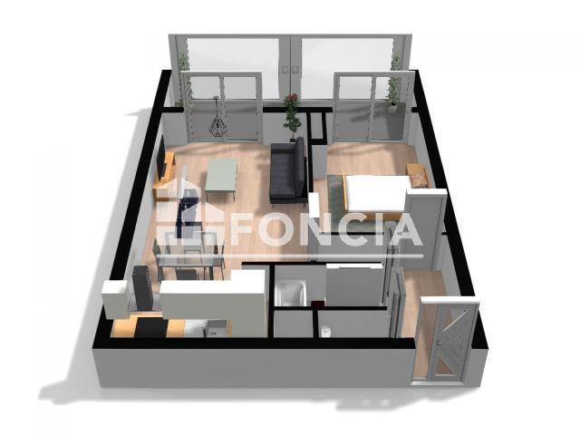 Appartement 2 Pi 232 Ces 224 Vendre La Grande Motte 34280