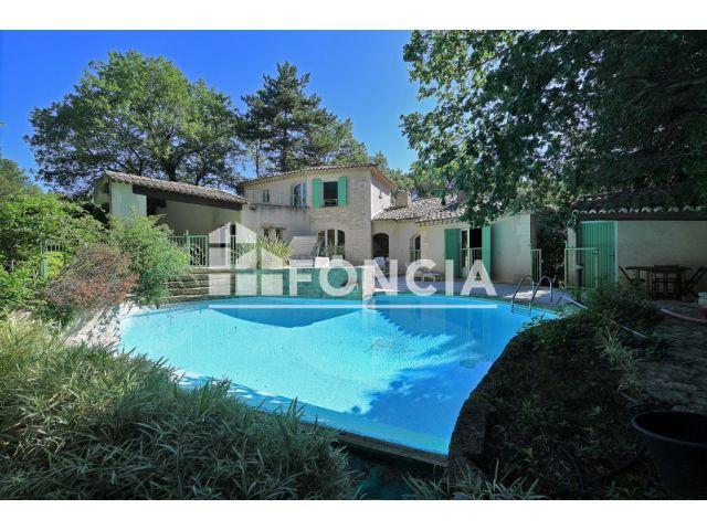 Maison 6 pi ces vendre uzes 30700 175 m2 foncia for Achat maison uzes