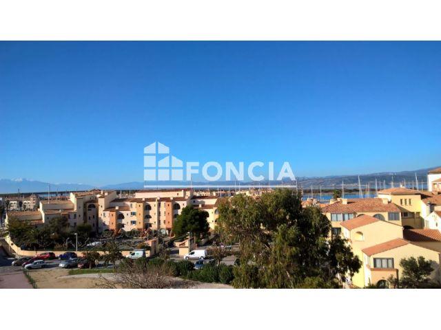 Appartement 1 pi ce vendre port leucate 11370 m2 foncia - Agence du port port leucate ...