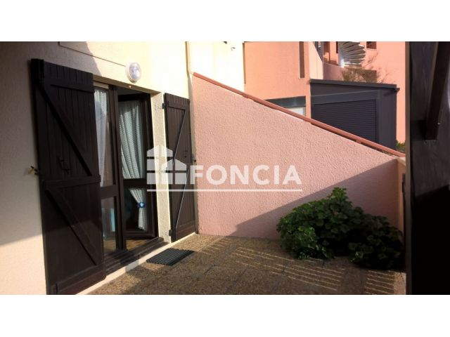 Maison 3 pi ces vendre port leucate 11370 40 m2 foncia - Cinema port leucate 11370 ...