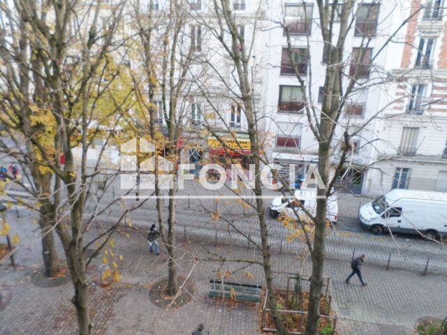 Appartement à vendre, Paris (75020)