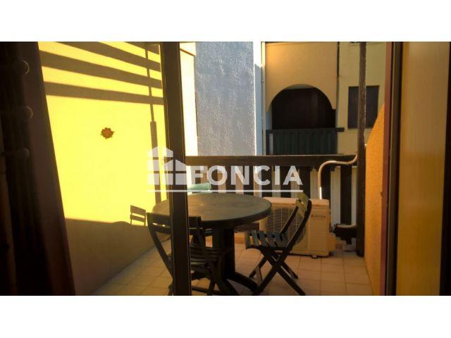 Appartement 1 pi ce vendre port leucate 11370 17 8 m2 foncia - Cinema port leucate 11370 ...