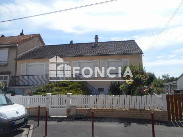 Maison 6 pi ces vendre le mans 72100 100 m2 foncia for Achat maison le mans