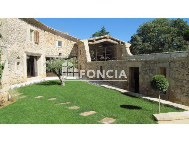 Maison 5 pièces à vendre - Uzes (30700) - 230 m2 - Foncia