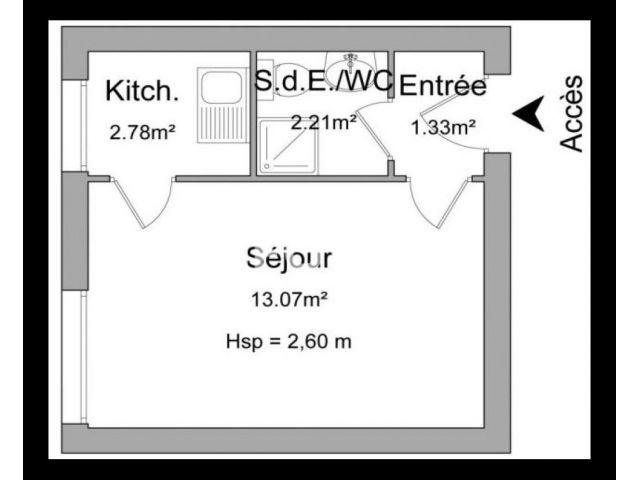 Appartement à vendre, Paris (75014)