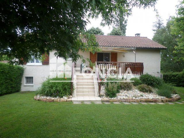 Maison 6 Pieces A Vendre Bourg En Bresse 01000 181 5 M2 Foncia