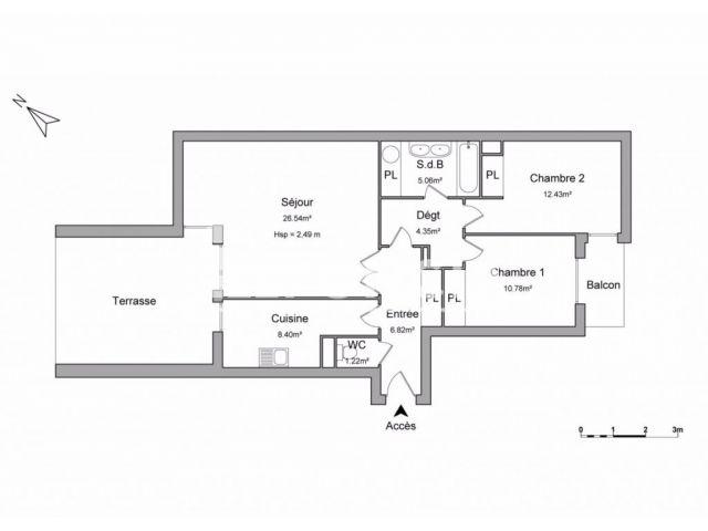 Achat Appartement Rueil