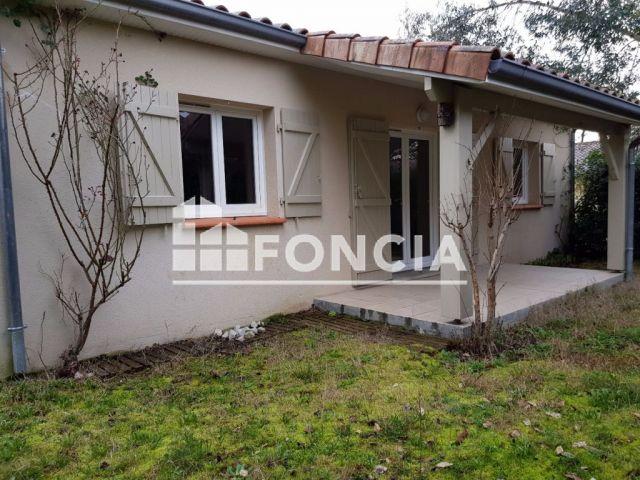 Maison 4 pi ces vendre montauban 82000 87 m2 foncia for Achat maison montauban