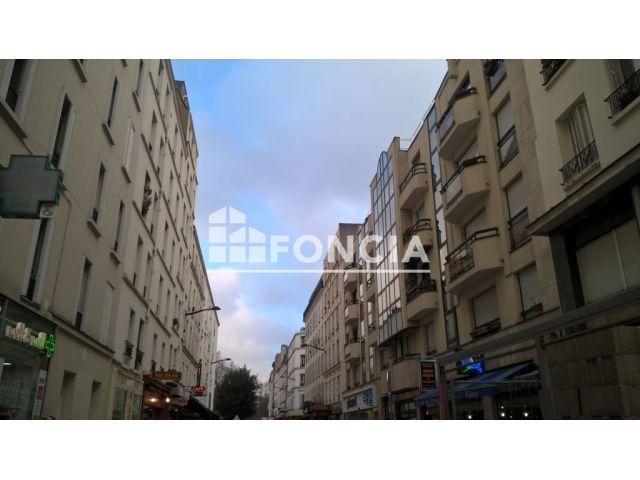 Appartement à vendre, Paris (75019)