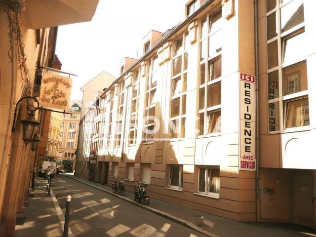 appartement 1 pi ce vendre strasbourg 67000 m2 foncia. Black Bedroom Furniture Sets. Home Design Ideas
