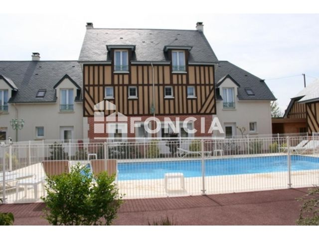 Appartement 3 pi ces vendre cabourg 14390 m2 for Achat maison cabourg