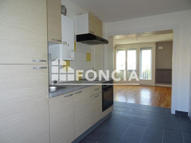 Appartement 3 pi ces louer vienne 38200 63 7 m2 for Appartement atypique vienne 38200