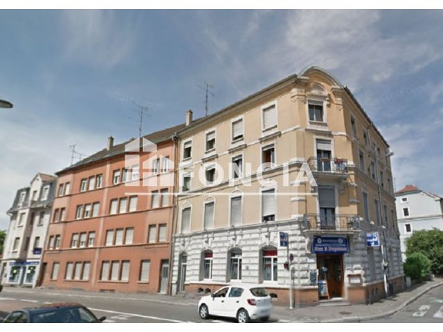 appartement 2 pi ces louer mulhouse 68100 42 m2 foncia. Black Bedroom Furniture Sets. Home Design Ideas