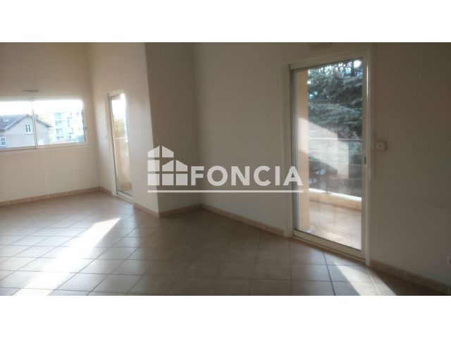 Appartement 4 pi ces louer guilherand granges 07500 m2 foncia - Refus location appartement ...