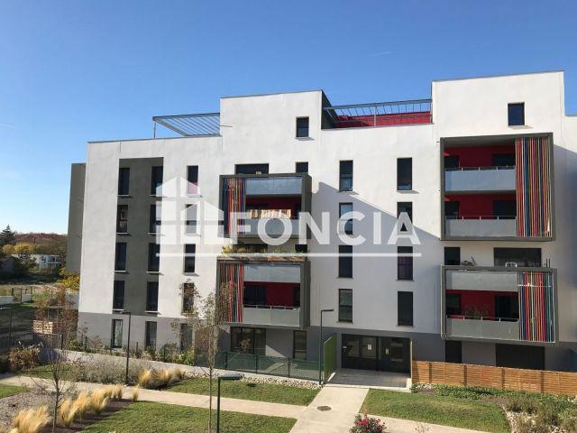 Appartement 3 pi ces louer toulouse 31400 m2 foncia - Refus location appartement ...