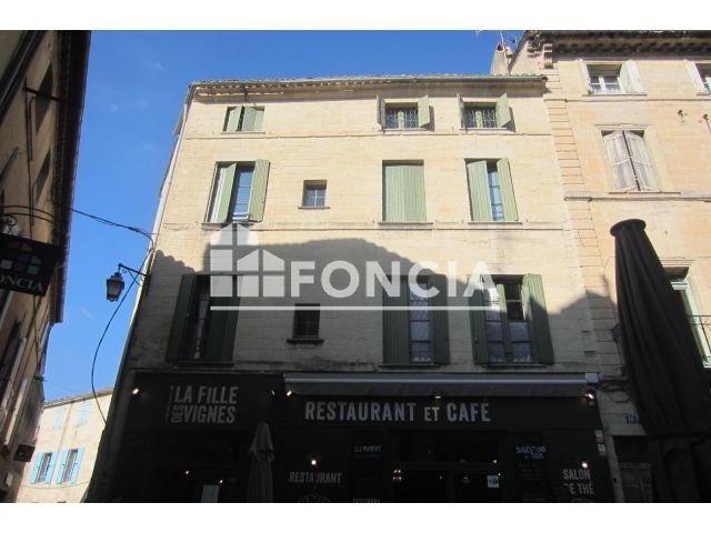 Appartement 1 pi ce louer uzes 30700 m2 foncia - Refus location appartement ...