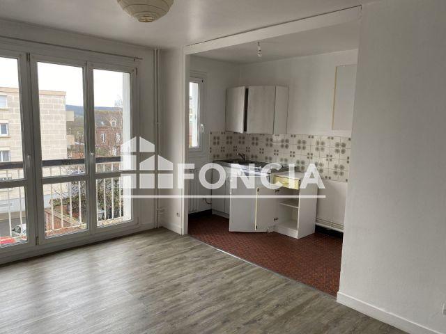 Appartement 1 pi ce louer beauvais 60000 m2 foncia - Refus location appartement ...