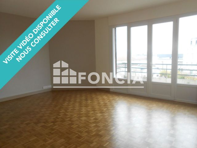 appartement 3 pi ces louer limoges 87000 m2 foncia. Black Bedroom Furniture Sets. Home Design Ideas