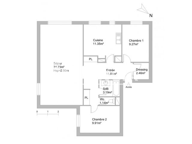 Location Appartement Thiais