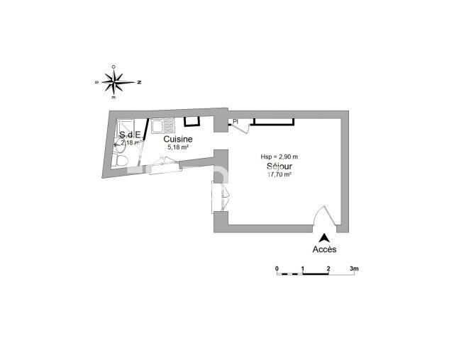 Appartement 1 pi ce louer limoges 87100 m2 foncia - Refus location appartement ...