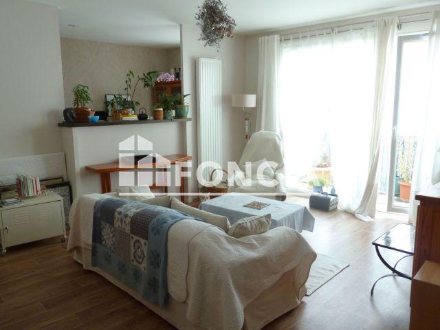 Appartement 4 pi ces louer rouen 76100 m2 foncia - Refus location appartement ...