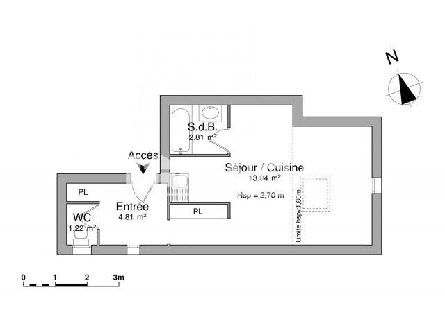 Appartement meubl 1 pi ce louer agen 47000 - Condition pour louer un appartement meuble ...