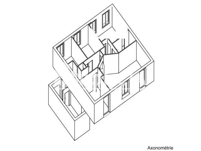 Appartement à louer, Bordeaux (33300)