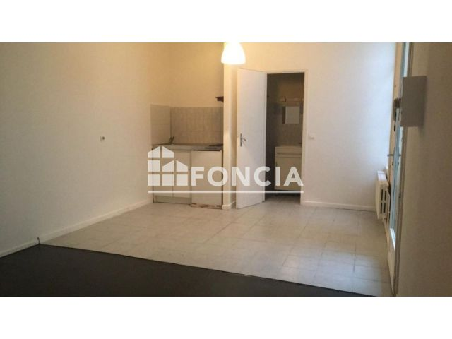 Appartement 1 pi ce louer bordeaux 33000 23 7 m2 for Location appartement bordeaux et alentours
