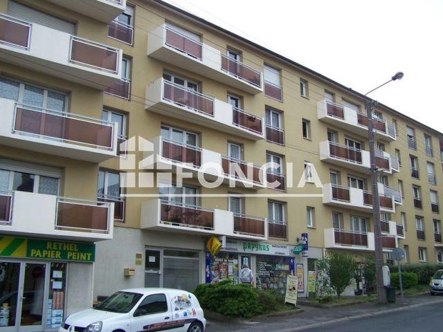 Appartement 1 pi ce louer rethel 08300 m2 for 08300 rethel