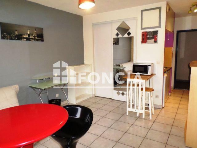 appartement meubl 1 pi ce louer perpignan 66000 20 9 m2 foncia. Black Bedroom Furniture Sets. Home Design Ideas