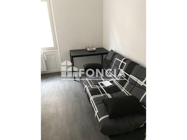 Appartement meubl 1 pi ce louer strasbourg 67000 for Location studio meuble strasbourg