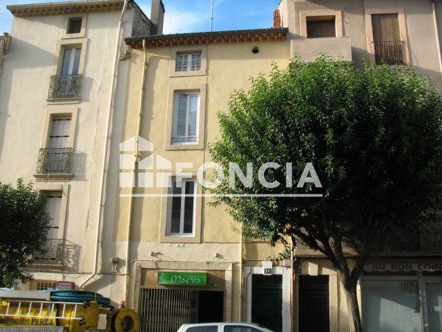 Appartement 2 Pièces à Louer Beziers 34500 37 09 M2 Foncia