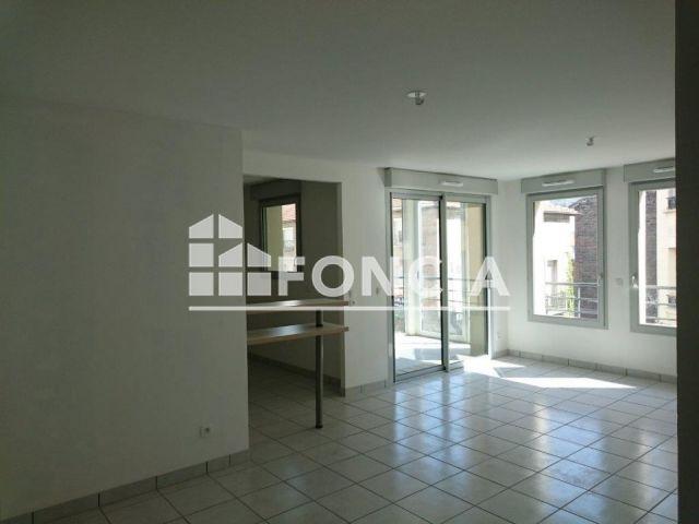 Appartement 3 pi ces louer saint etienne 42100 m2 foncia - Refus location appartement ...