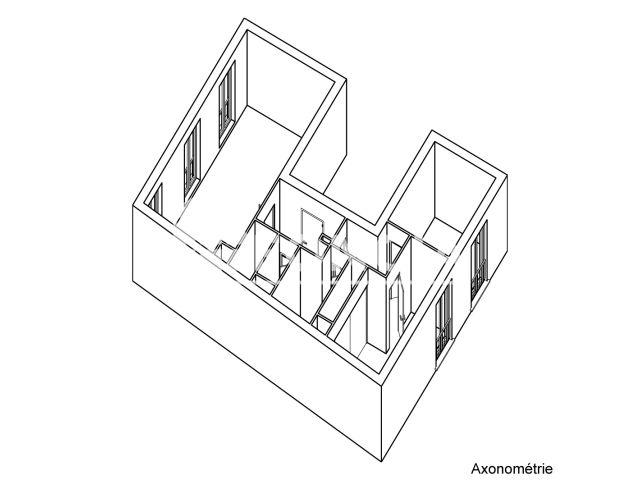 Appartement à louer, Marseille (13001)