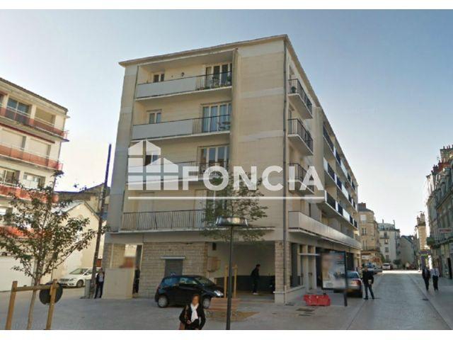 Appartement 4 pi ces louer poitiers 86000 m2 foncia - Refus location appartement ...