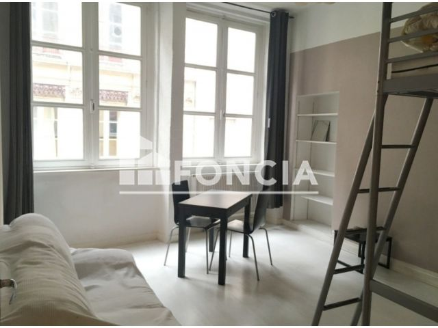 Appartement meublé à louer, Lyon (69002)