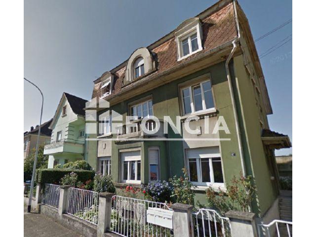 appartement 4 pi ces louer mulhouse 68200 m2 foncia. Black Bedroom Furniture Sets. Home Design Ideas