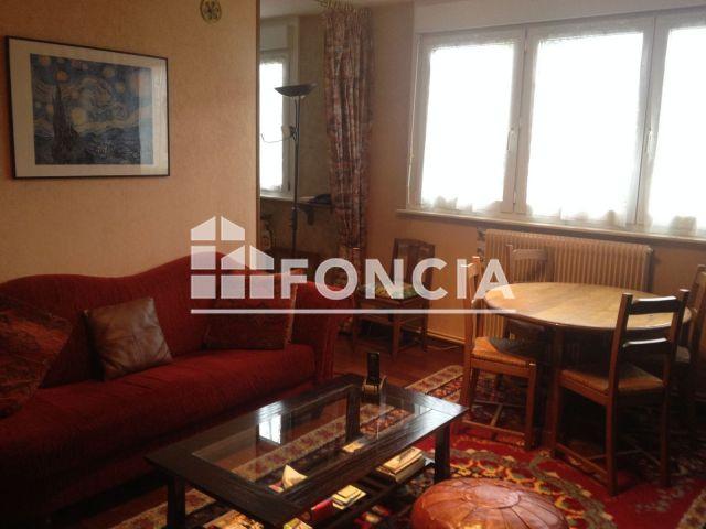 Appartement meubl 3 pi ces louer nancy 54000 62 for Location meuble nancy