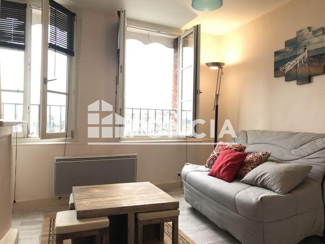 location appartement meuble honfleur