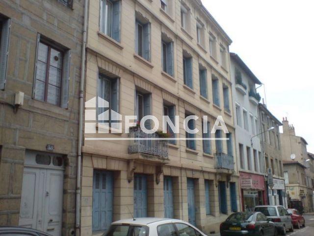 Appartement 3 pi ces louer saint etienne 42100 78 for Location appartement atypique saint etienne