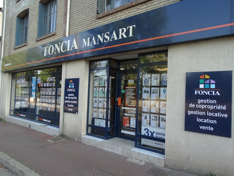 Agence immobilière FONCIA Transaction Marly-Le-Roi - FONCIA Transaction Yvelines