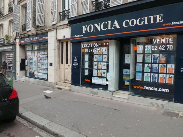 Agence immobilière FONCIA Transaction Versailles - FONCIA Transaction Yvelines