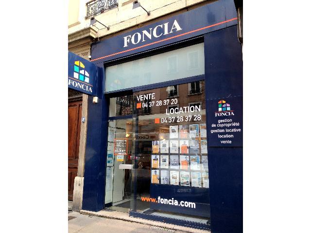 Agence immobilière FONCIA Transaction Lyon 7ème - FONCIA Transaction Rhône