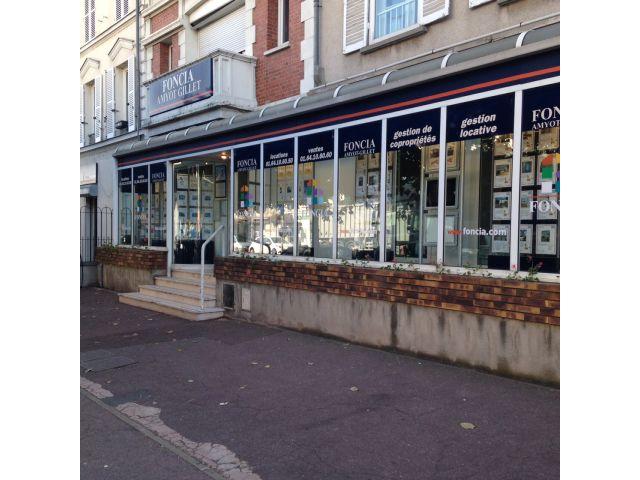 Agence immobilière FONCIA Amyot Gillet - FONCIA Transaction Seine-et-Marne