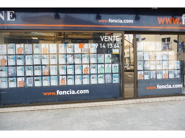 Agence immobilière FONCIA Transaction Sartrouville - FONCIA Transaction Yvelines