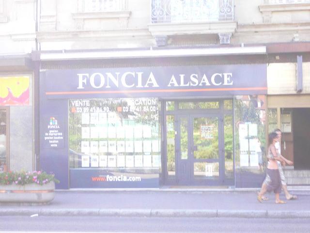 Agence immobilière FONCIA Transaction Colmar - FONCIA Transaction Haut-Rhin
