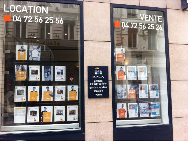 Agence immobilière FONCIA Transaction - FONCIA Transaction Rhône