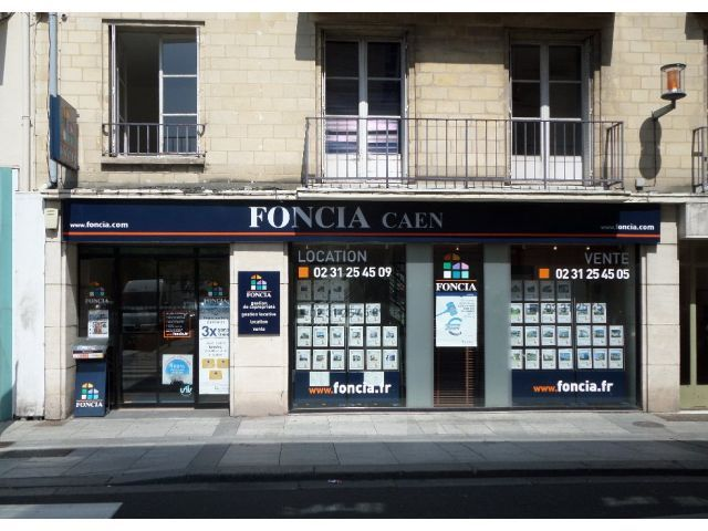 Agence immobili re caen 14000 foncia transaction caen 3 for Agence immobiliere 3
