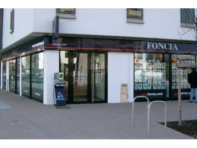 Agence immobilière FONCIA Transaction Echirolles - FONCIA Transaction Isère